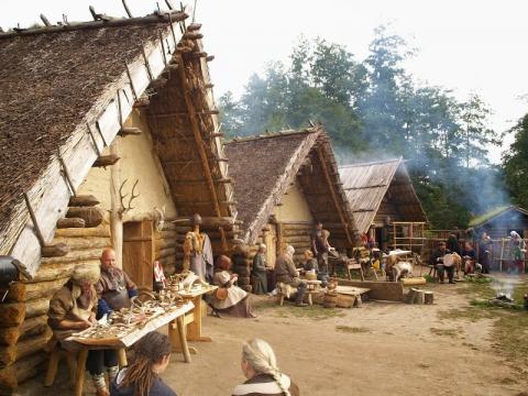 Galeria dla Podróże w czasie - wioska księcia Mieszka