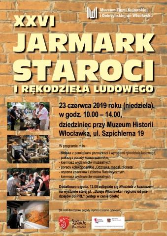 Galeria dla XXVI Jarmark staroci i rękodzieła ludowego