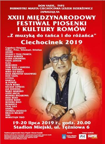 Galeria dla Międzynarodowy Festiwal Piosenki i Kultury Romów