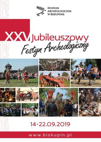 Galeria dla XXV Jubileuszowy Festyn Archeologiczny