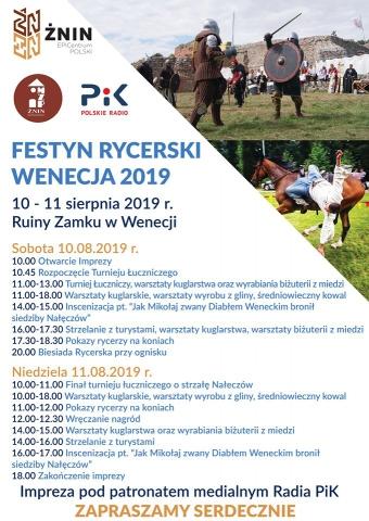 """Galeria dla Festyn Rycerski """"Jak Mikołaj zwany Diabłem bronił siedziby Nałęczów"""""""