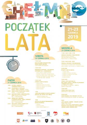 Początek Lata w Chełmnie 2019