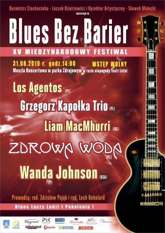 """Galeria dla Festiwal """"Blues Bez Barier"""""""