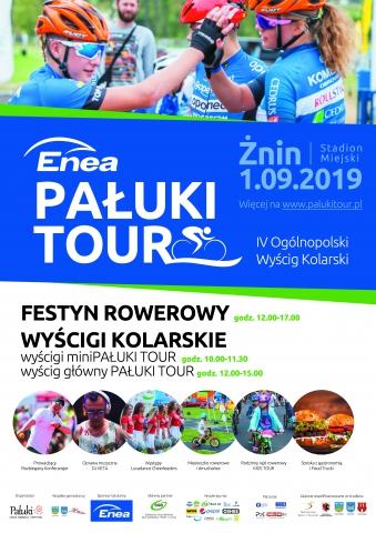 Galeria dla IV Ogólnopolski Wyścig Kolarski ENEA PAŁUKI TOUR 2019
