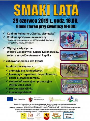 Galeria dla Smaki Lata - Glinki 2019