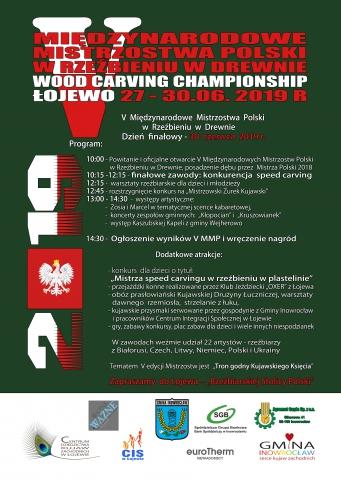 Galeria dla V Międzynarodowe Mistrzostwa Polski w Rzeźbieniu w Drewnie