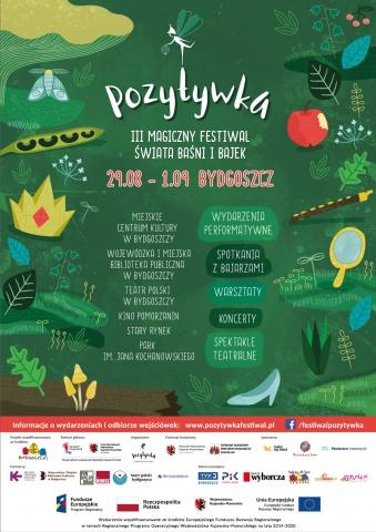 """Galeria dla III Magiczny Festiwal Świata Baśni i Bajek """"Pozytywka"""""""