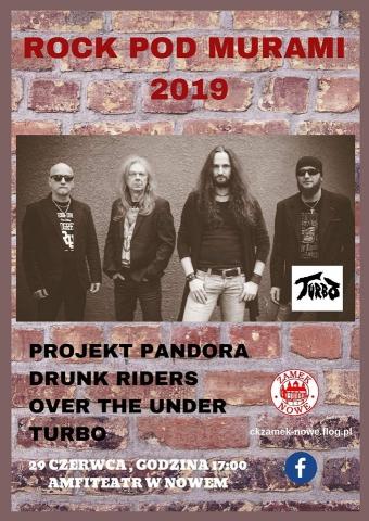 Galeria dla Rock Pod Murami 2019
