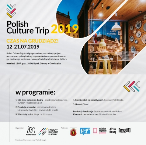 Galeria dla Mobilny Instytut Kultury